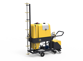 mobile spraying cart MSE